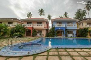 Leela Inn Villa
