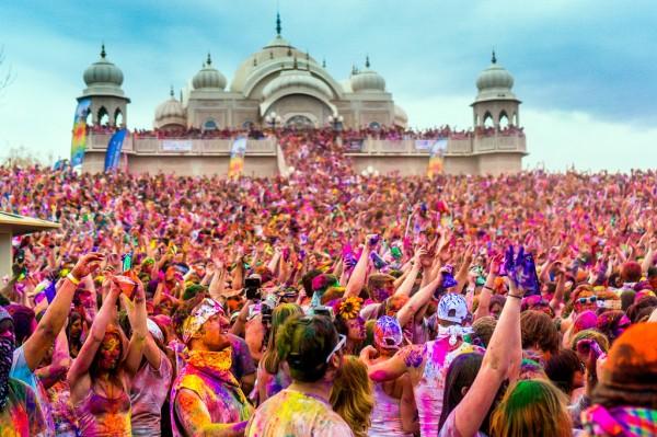 Holi – The Vibrancy of India