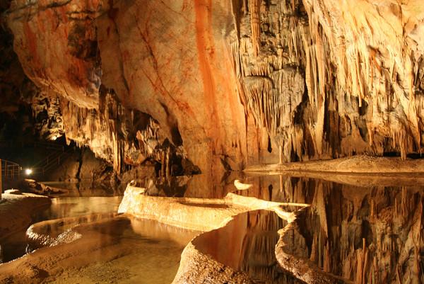Cave in India