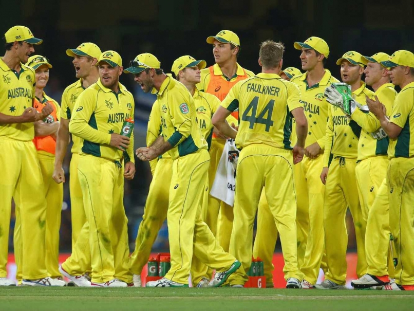 Australia - Cricket World Cup 2015