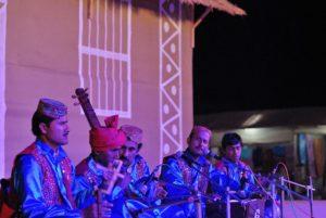 Rann Utsav Cultural Performance