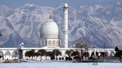 Hazratbal Shrine, Srinagar