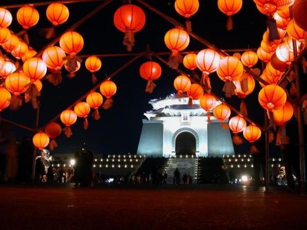 Pingxi lantern featival