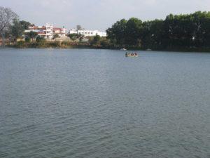 punganoor-lake