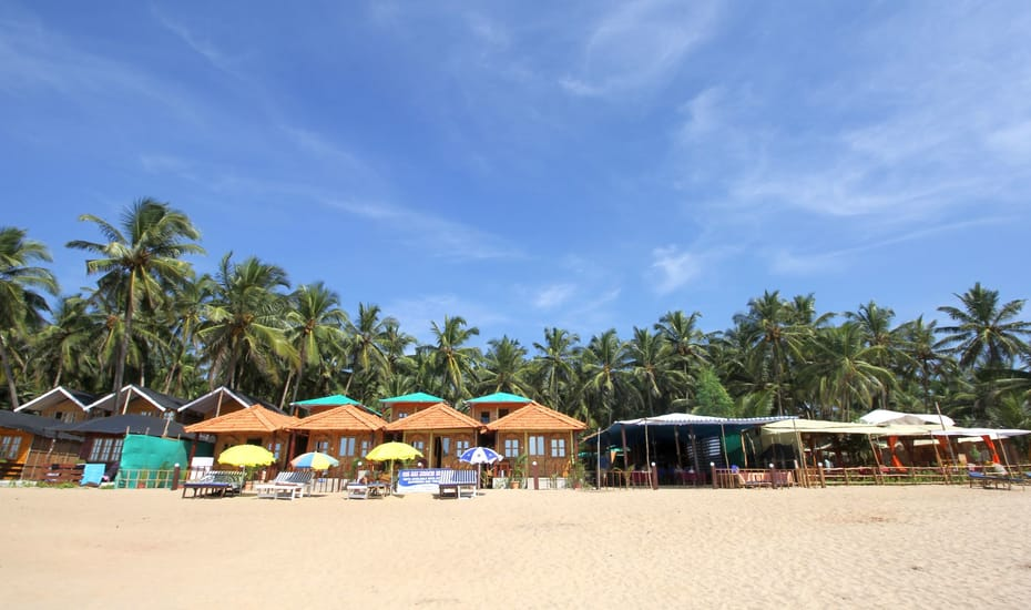 Cottages in Goa