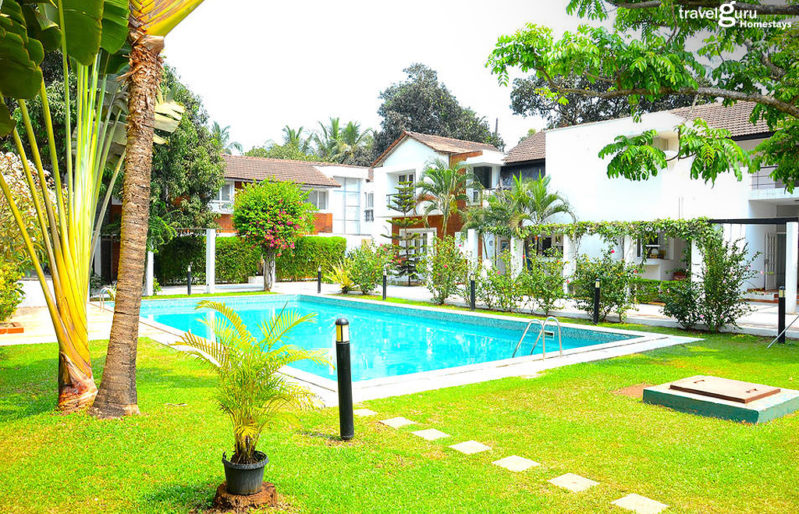 Villas in Goa