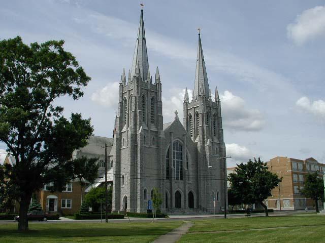 Basilica of the Sacred Heart Jesus