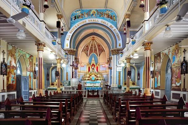 mount mary church