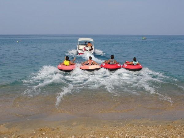 Water sports in Daman