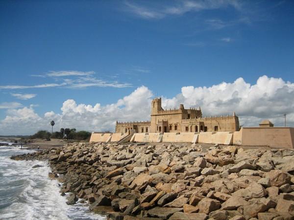 Fort Dansborg, Tranquebar
