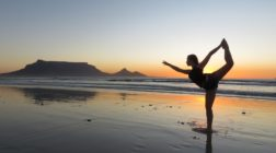 Yoga While Travelling